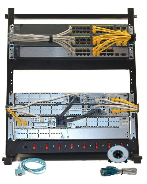 CCNA Routing & Switching Advanced Lab Kit