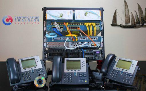 CCNA Voice Advanced Lab Kit