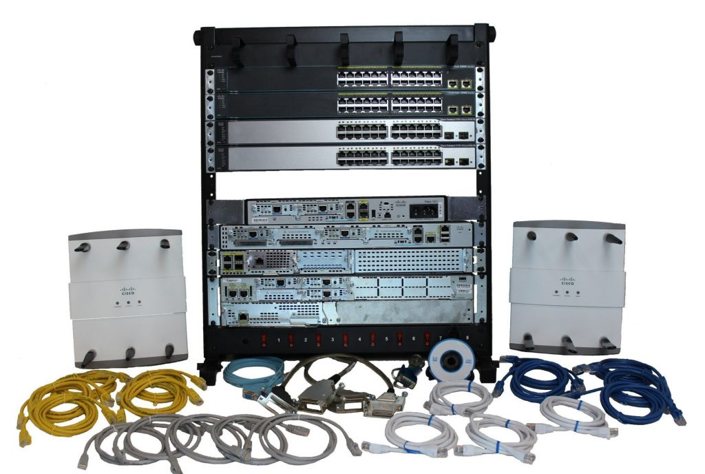 CCNP Routing & Switching Standard Lab Kit
