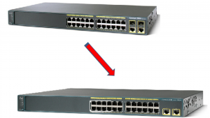 Upgrade Cisco 2960 LanLite to a Cisco 2960 LanBase