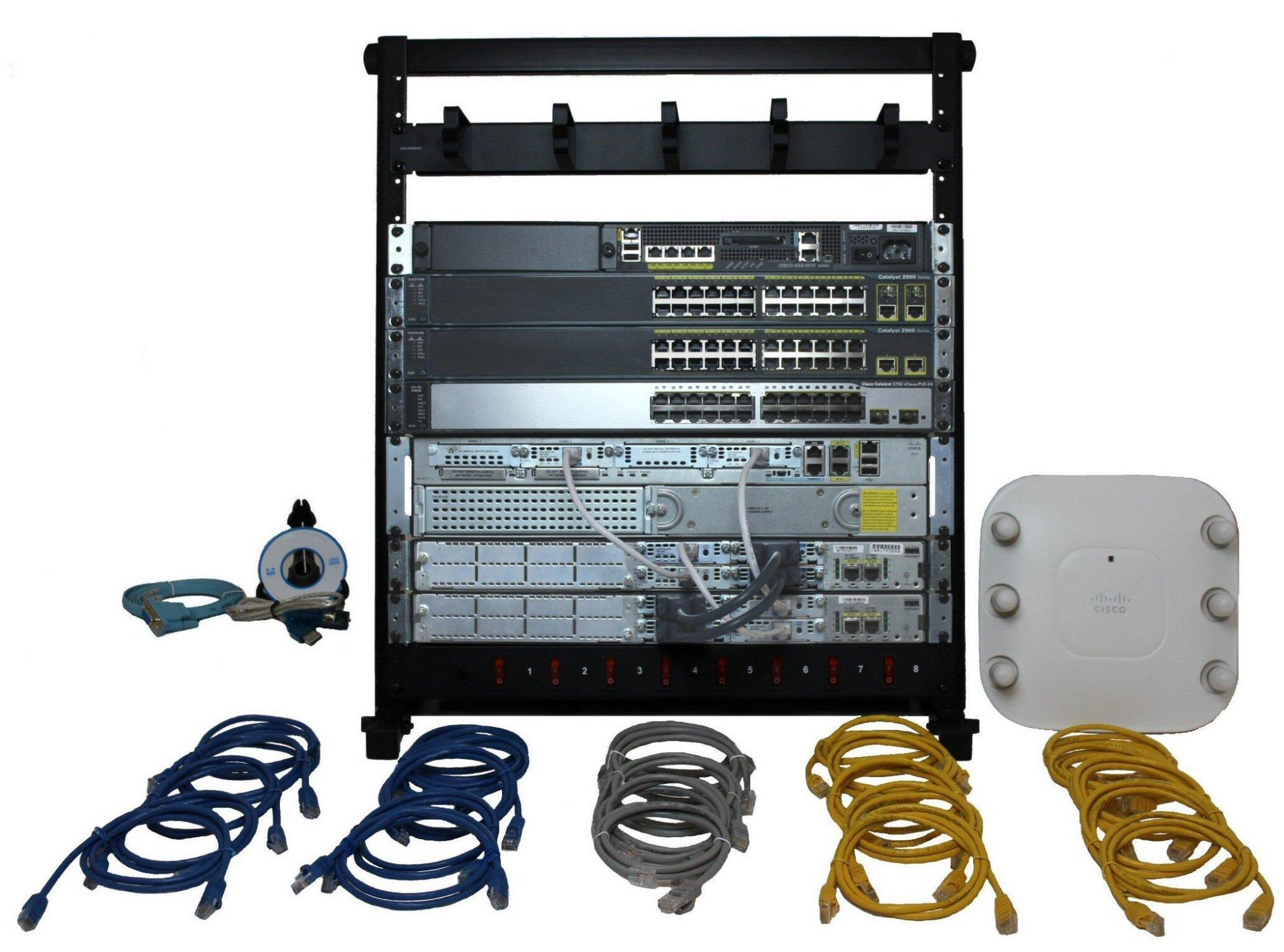 CCNA Security Advanced Plus Lab Kit v4