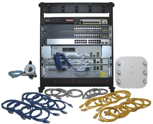 CCNA Security Ultimate Lab Kit v4