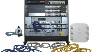 CCNA Security Ultimate Lab Kit v4