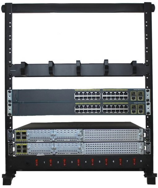 CCNA Routing & Switching CLA-1 XE Lab Kit v4
