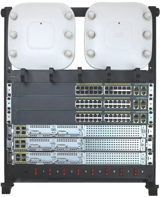CCNA Routing & Switching CLA-2 XE Lab Kit v4