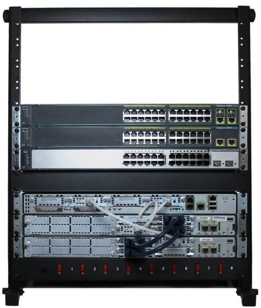 CCNA Routing & Switching Advanced Lab Kit v4