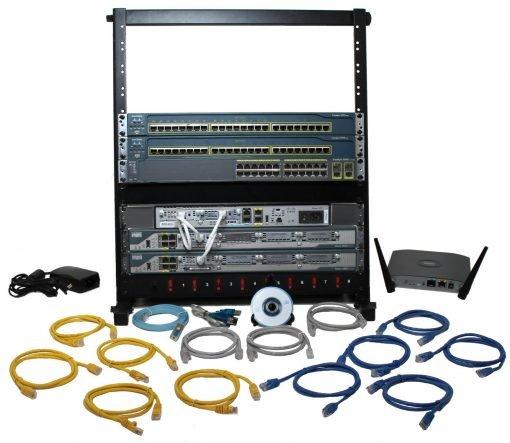 CCNA Routing & Switching Basic Lab Kit v4