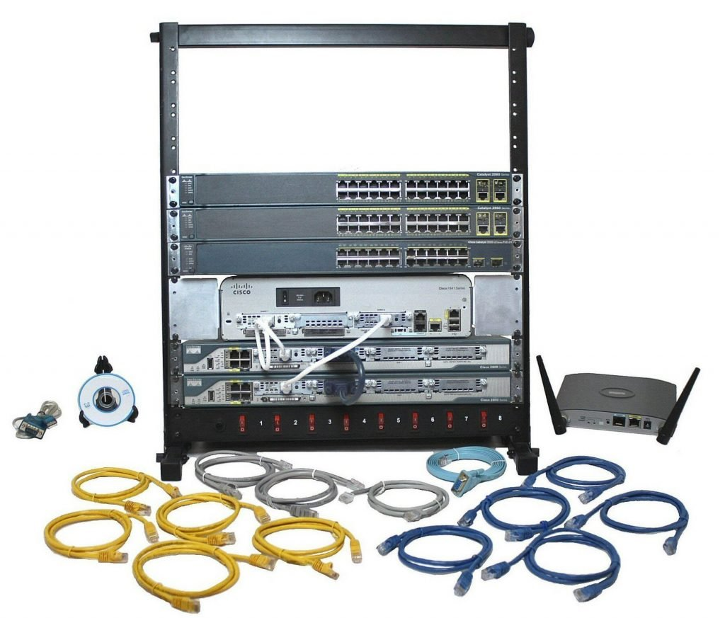 CCNA Routing & Switching Standard Lab Kit v4