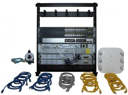CCNA Routing & Switching Advanced Plus Lab Kit v4