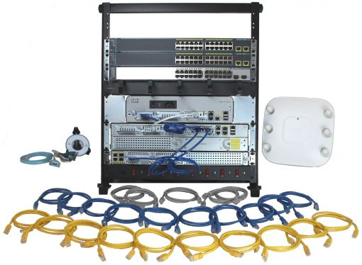 CCNA Routing & Switching XE Lab Kit v4