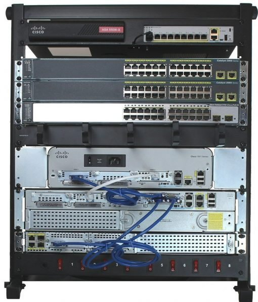 CCNA Security XE Lab Kit v4