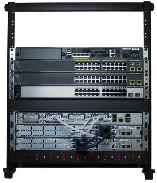 CCNA Security Advanced Lab Kit v4