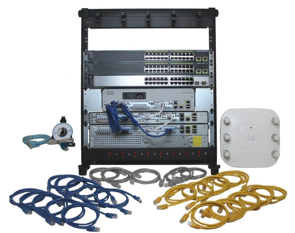 CCNA Routing & Switching Ultimate Lab Kit v4