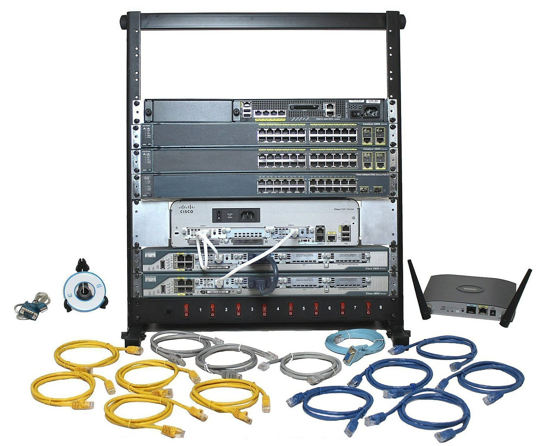 CCNA Security Standard Lab Kit v4