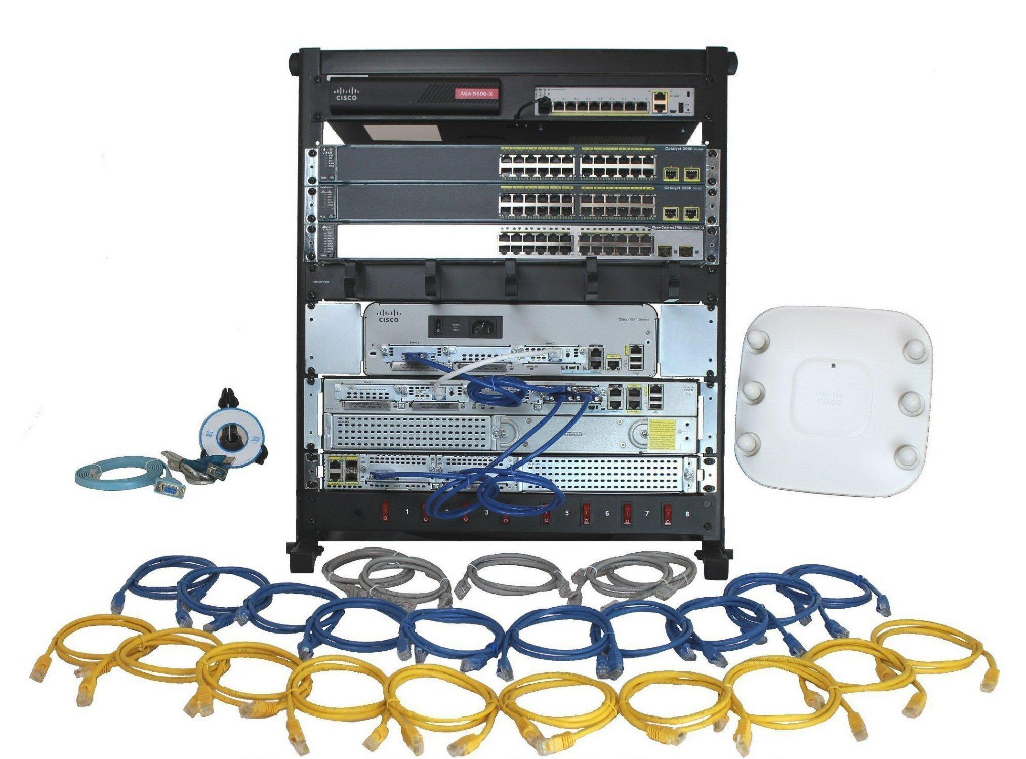 CCNA Security XE Lab Kit v4