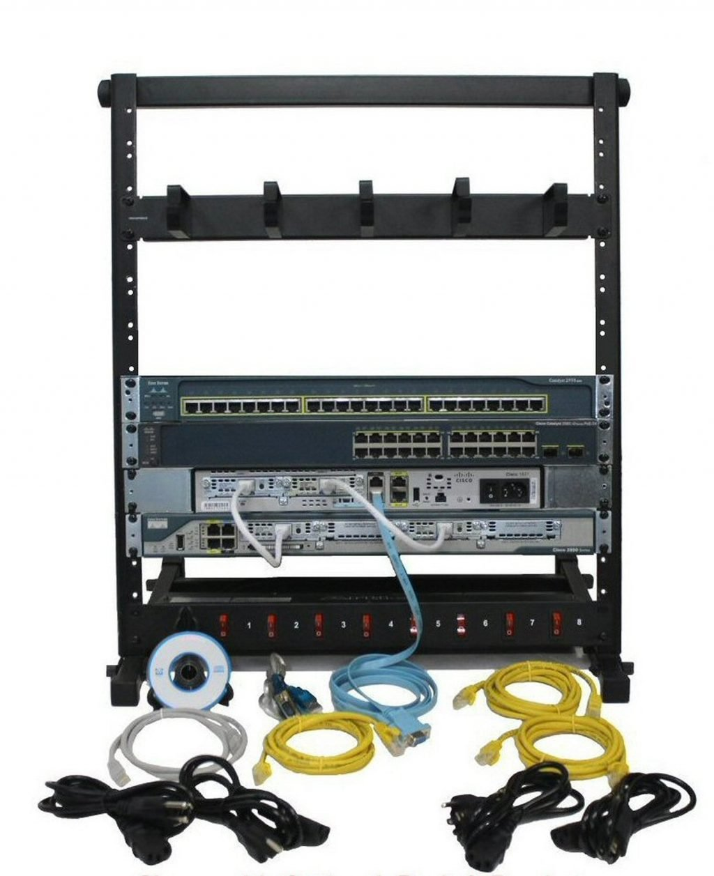 CCNA Routing & Switching Student Intro Lab Kit